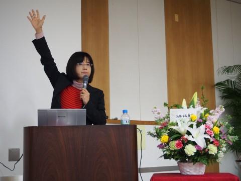 すべての女性へ「のばせ健康寿命!」講演会