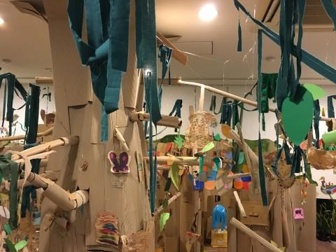 森の展覧会(森で遊ぼう)in 刈谷ハイウエイオアシス